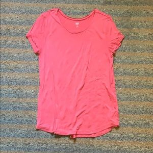 Gap Scoop Neck Tee